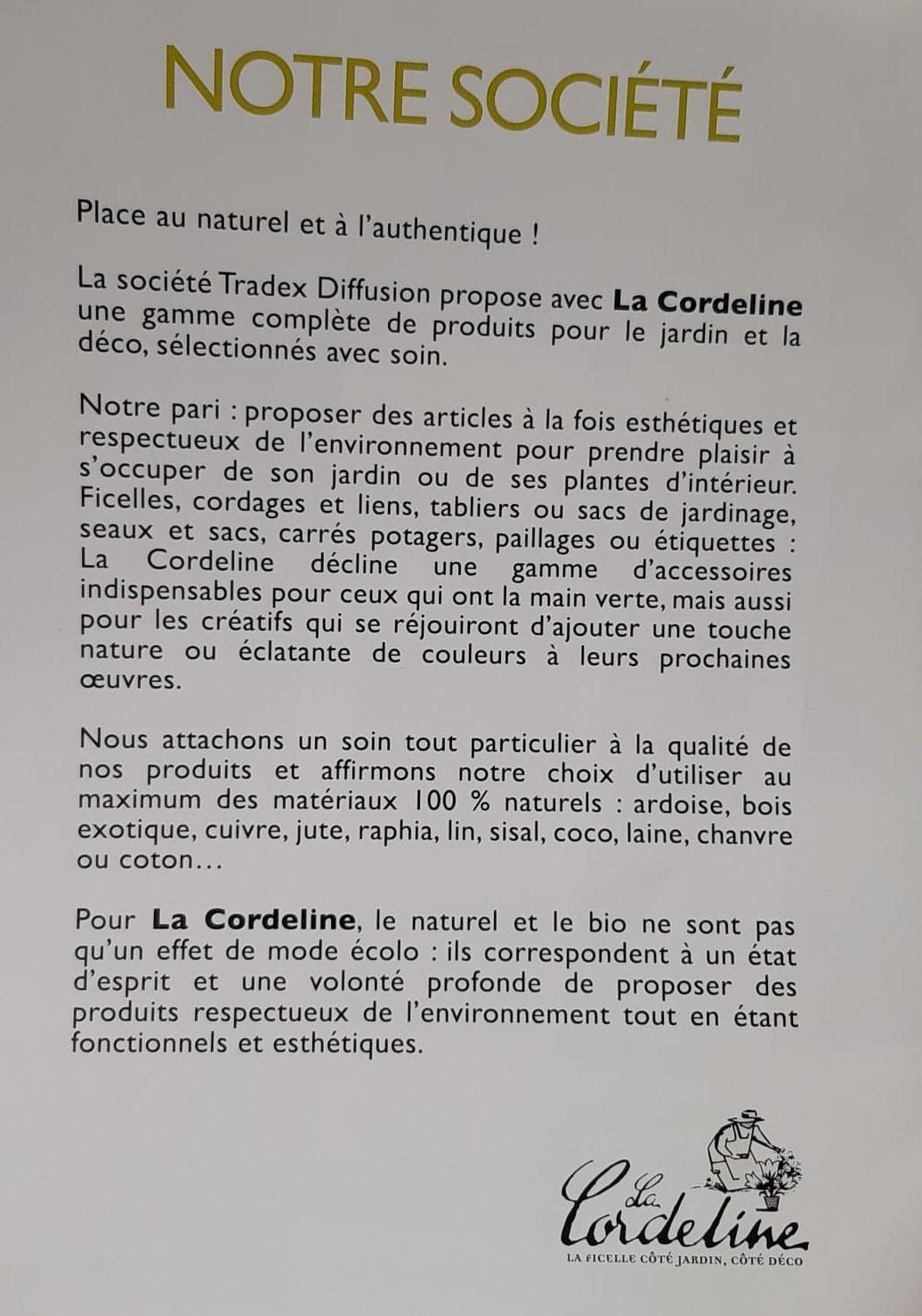 La Cordeline Catalogue 2020