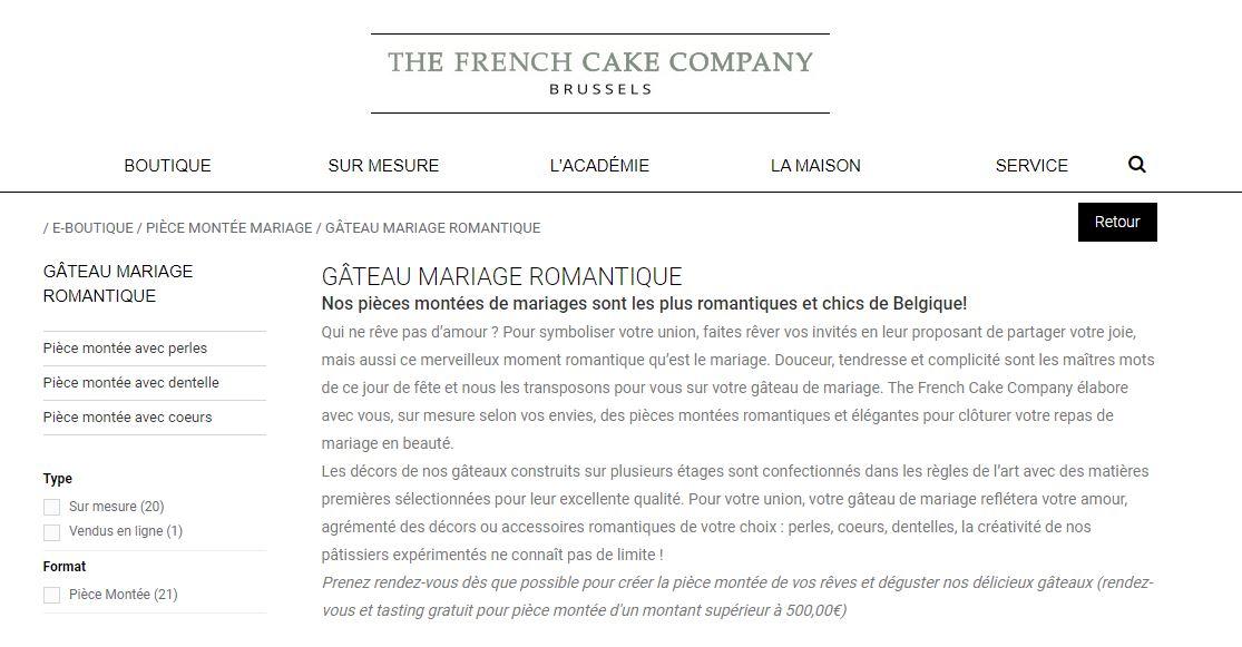 French Cake Company