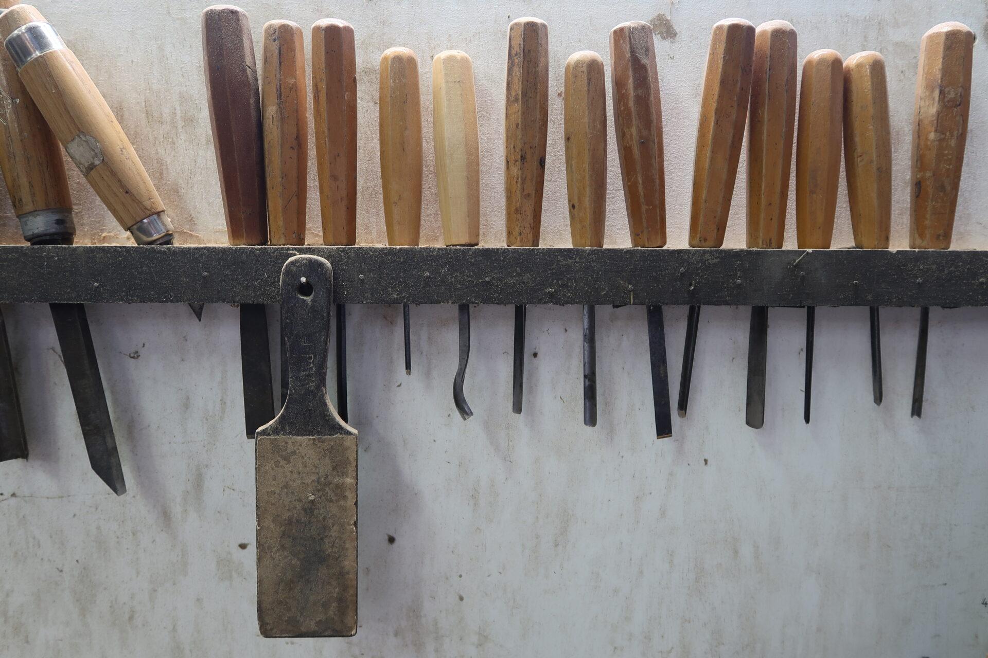 outils ébéniste site Anabelle Janssen