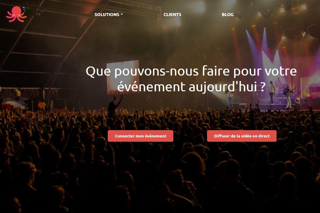 Seekat page accueil site