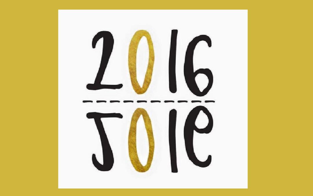 Mes meilleurs «veux» pour 2016