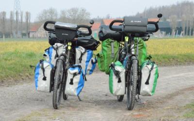 Graphic bike tour ou comment un freelance nomade se lance dans un tour du monde
